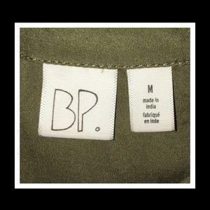 bp Tops - BP women's army green flowy blouse✨NWOT✨